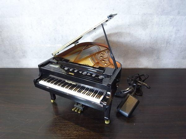 中古品 SEGA セガ グランドピアニスト Grand Pianist 自動演奏 SD アダプタ付 10125_画像1