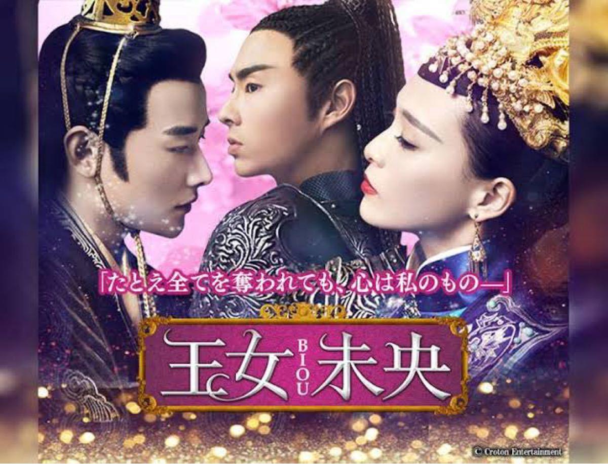 中国ドラマ全話DVD【王女未央】