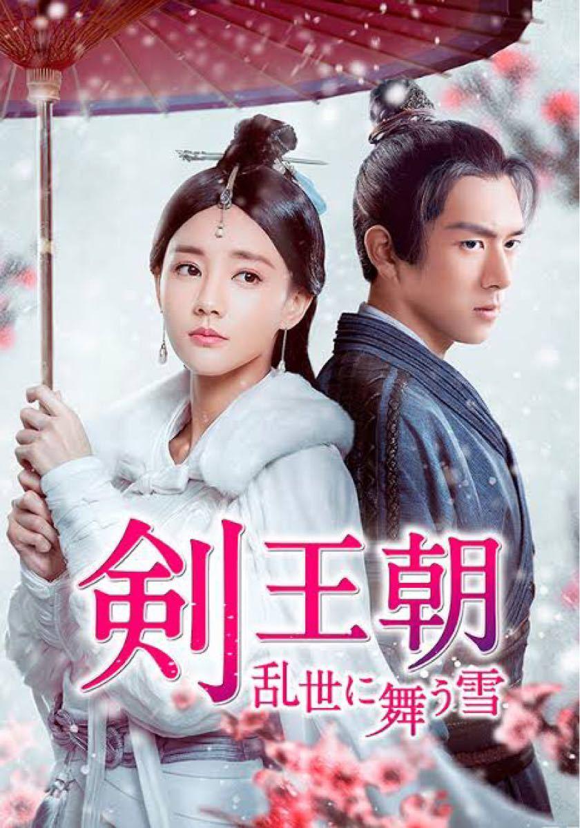 中国ドラマ全話DVD【剣王朝】