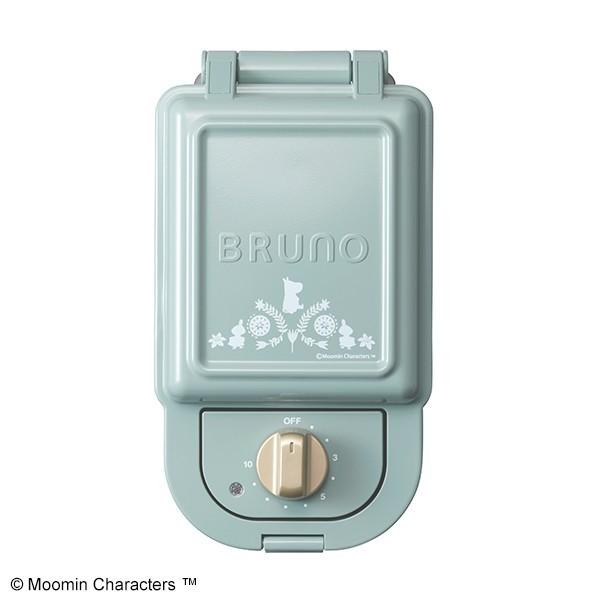 BRUNO ブルーノ  ホットサンドメーカー  ムーミン