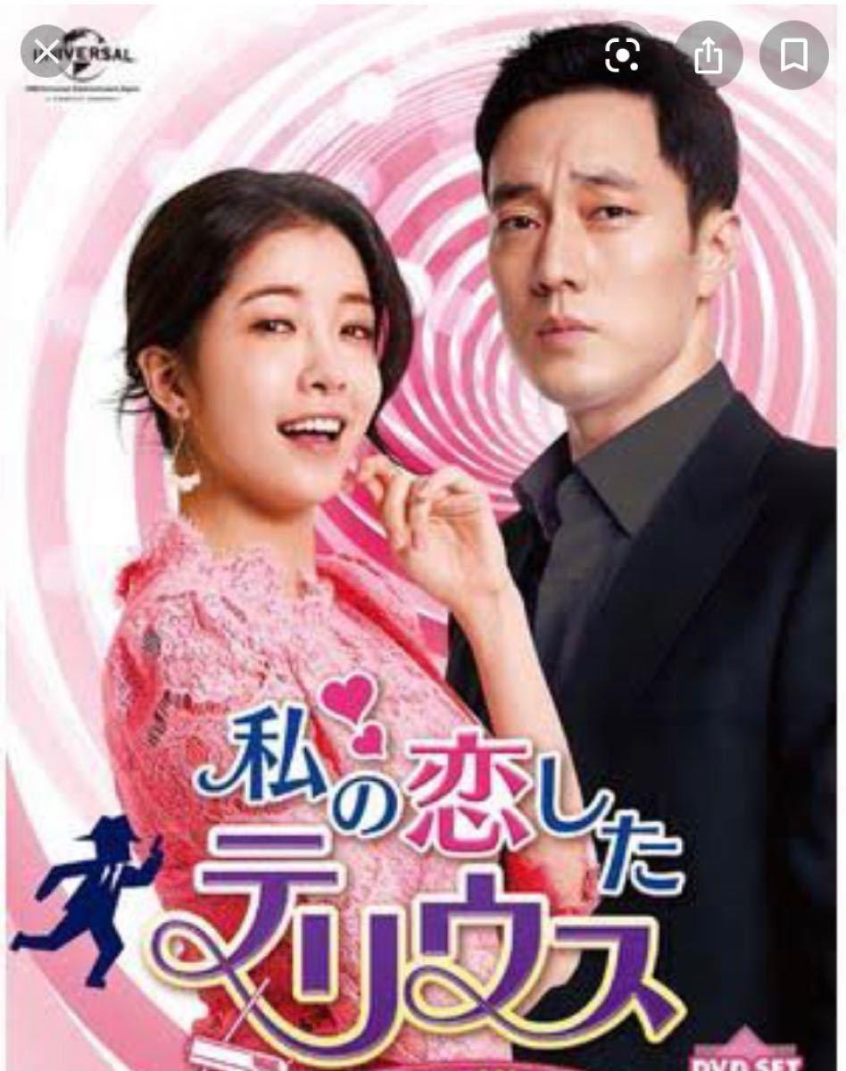韓国ドラマ 私の恋したテリウス ブルーレイ