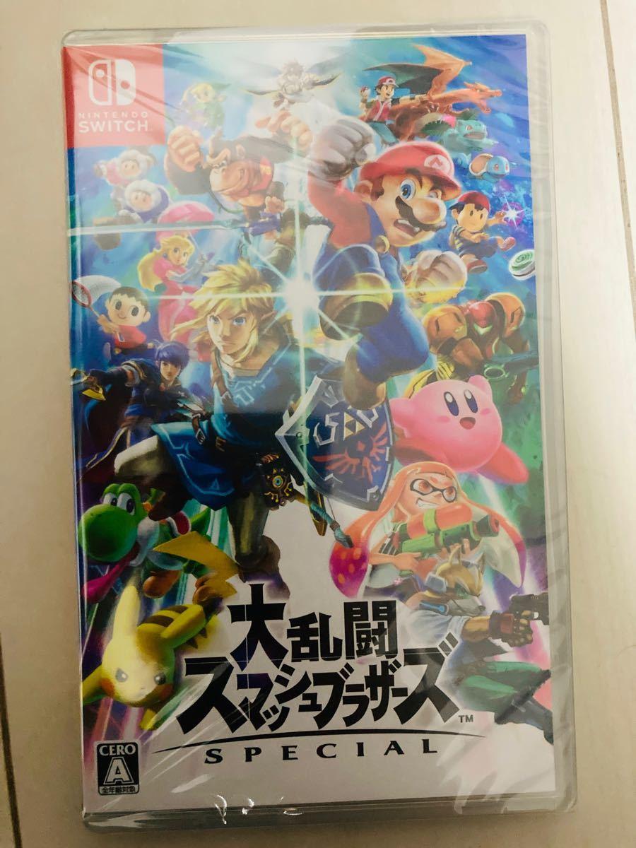 大乱闘スマッシュブラザーズSPECIAL Nintendo Switch スイッチソフト ニンテンドースイッチソフト スマブラ