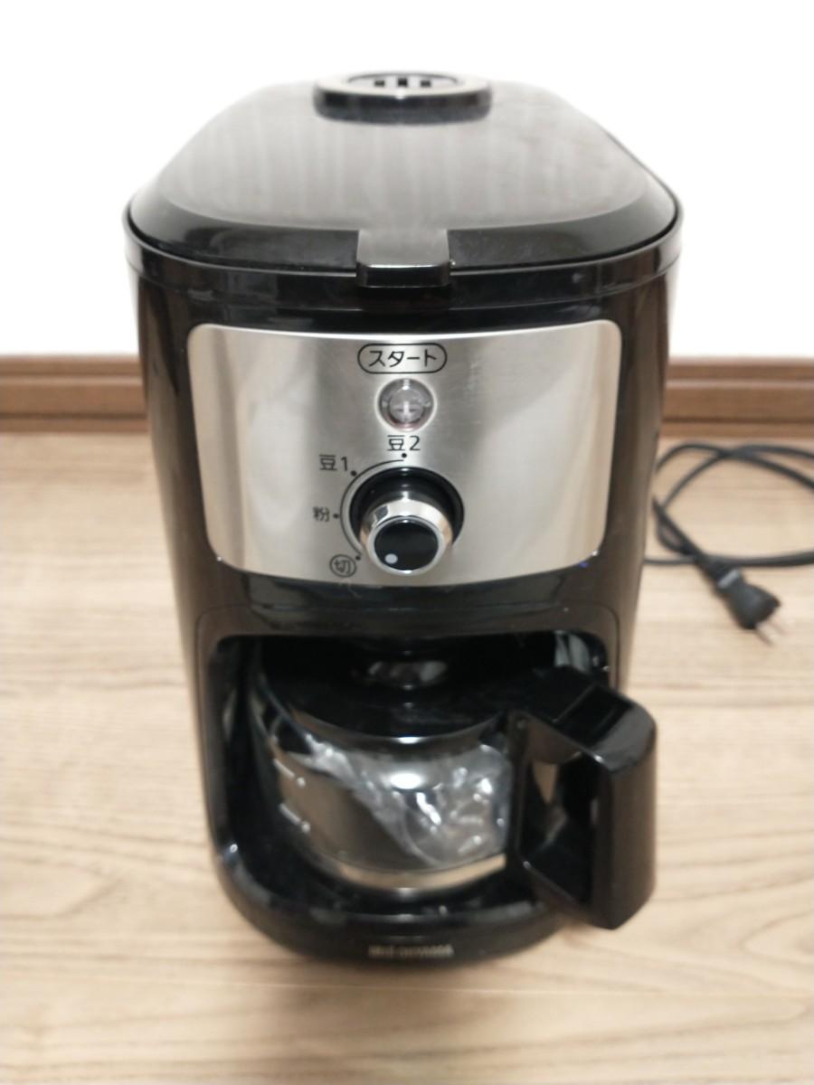 アイリスオーヤマ KIAC-A600 Bコーヒーメーカー
