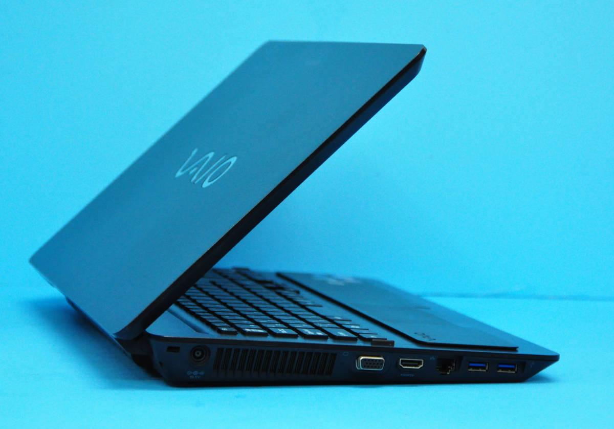 ♪ 良品 上位モデル フルHD VAIO VPCF24AJ ♪ Core i7-2670QM/新品SSD:1TB/メモリ16GB/Geforce GT540M/カメラ/Blu-ray/office2019/Win10_画像6
