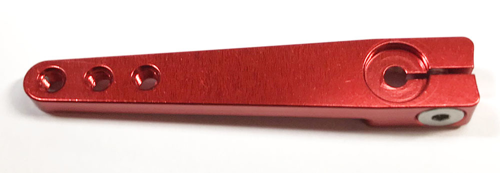 FUTABA 大型機用ロングアーム 1.75インチ(44.5mm)2個セット