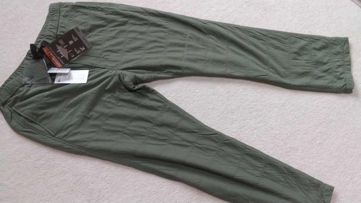 スノーピーク(snow peak) Flexible Insulated Pants Men's Lサイズ 定価19,800円