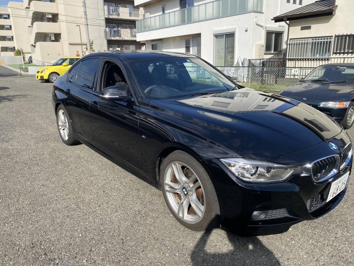 H26年 BMW3シリーズ Mスポーツ 320D 車検令和3年12月まで 走行距離78000km