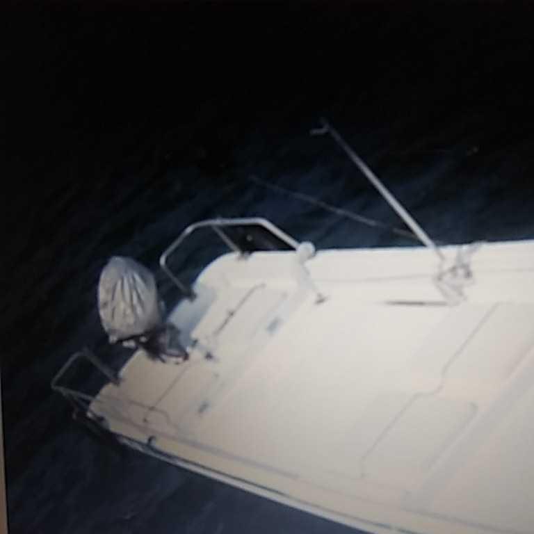 「船 ヤマハ4スト9.9 大分県別府市 引き取り限定」の画像3