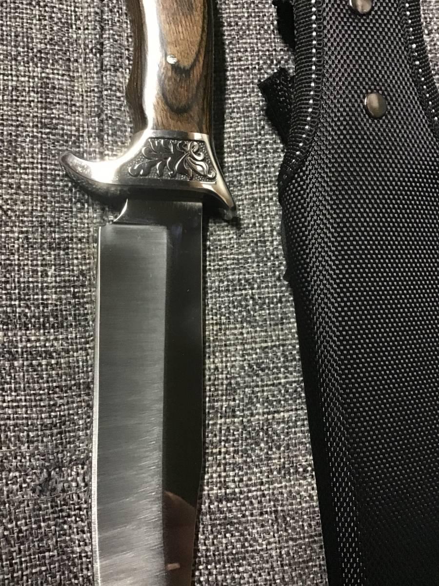 サバイバルナイフ☆登山用品、キャンプ用品、釣り用品、出刃包丁、柳刃包丁、刺身包丁、三徳包丁、