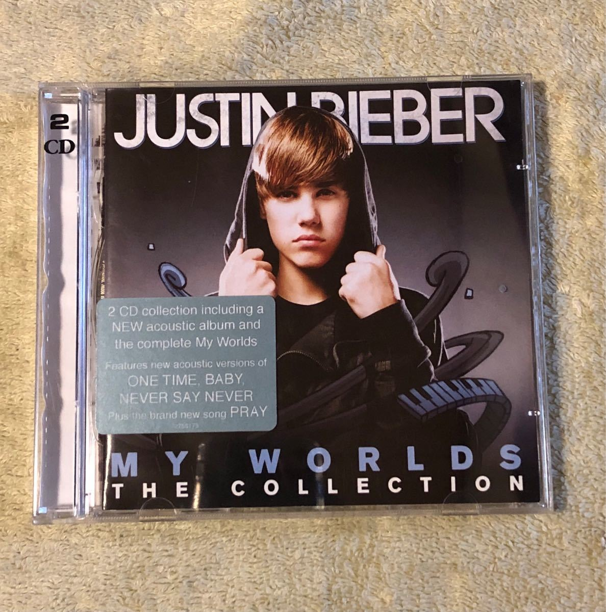 「MY WORLDS THE COLLECTION」 JUSTIN BIEBER