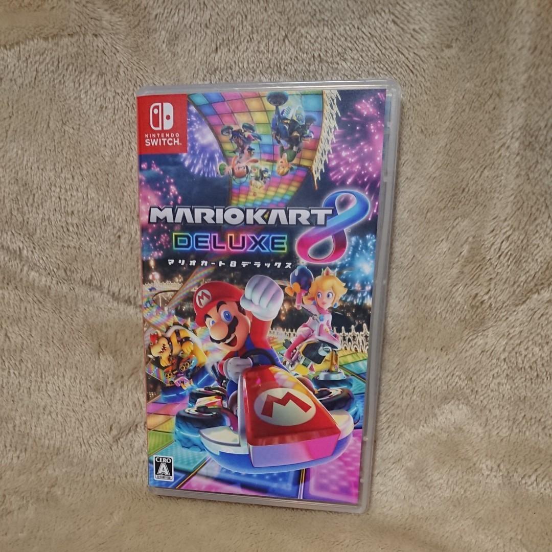 Switch マリオカート8デラックス