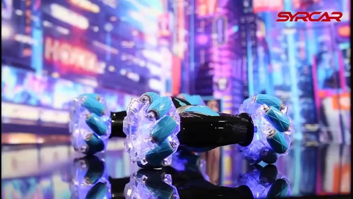 ラジコンカー おもちゃ車 こども 360度回転 プレゼント ジェスチャー操作
