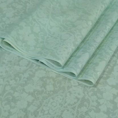 正絹 シルク 紋紗 黄緑色 はぎれ ハギレ  リメイク ハンドメイド