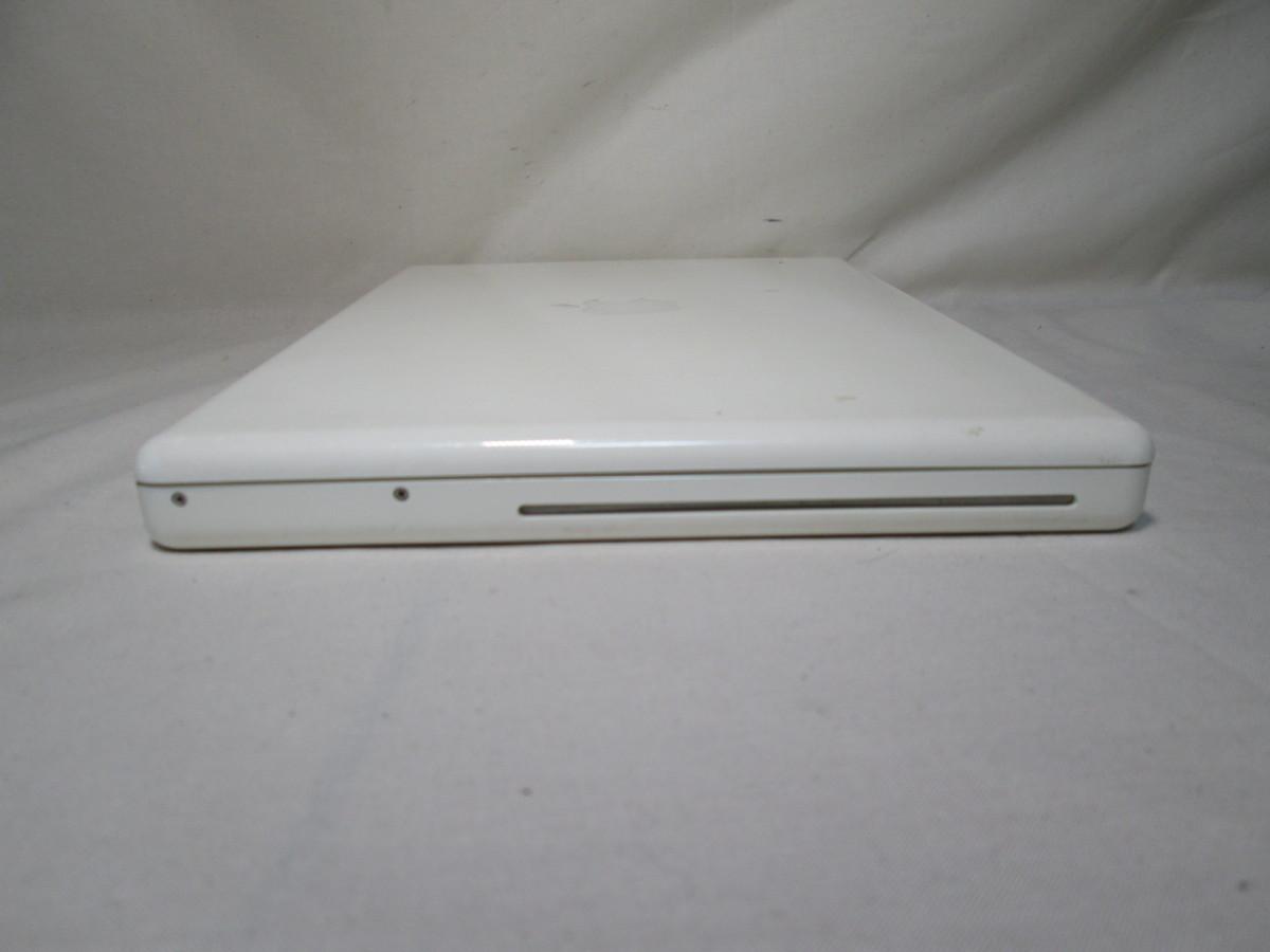 Apple MacBook A1181 80GB 13インチ ジャンク [79046]_画像4