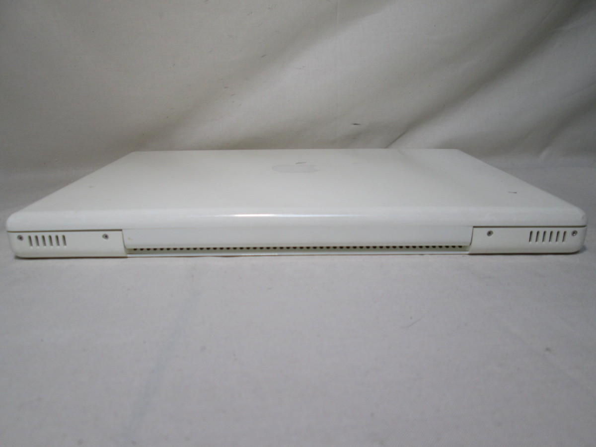 Apple MacBook A1181 80GB 13インチ ジャンク [79046]_画像5