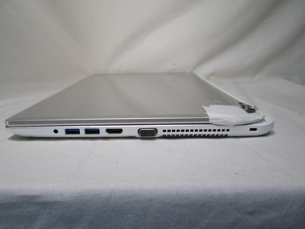 東芝 dynabook T45/NGS PT45NGS-SHA3 Celeron 2957U 1.4GHz 4GB 1TB 15.6インチ DVD作成 Win10 64bit Office USB3.0 Wi-Fi HDMI [79039]_画像5