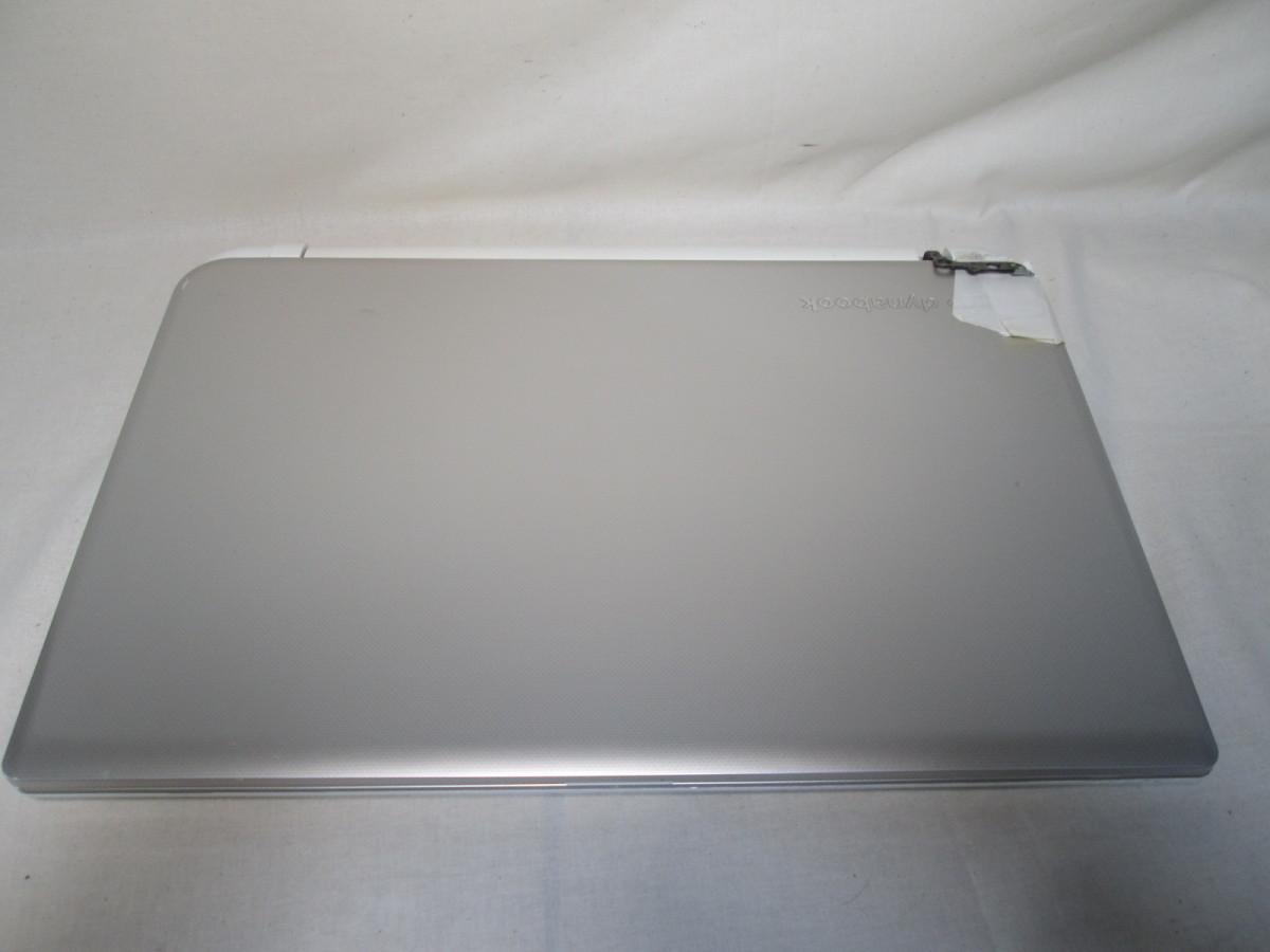 東芝 dynabook T45/NGS PT45NGS-SHA3 Celeron 2957U 1.4GHz 4GB 1TB 15.6インチ DVD作成 Win10 64bit Office USB3.0 Wi-Fi HDMI [79039]_画像4