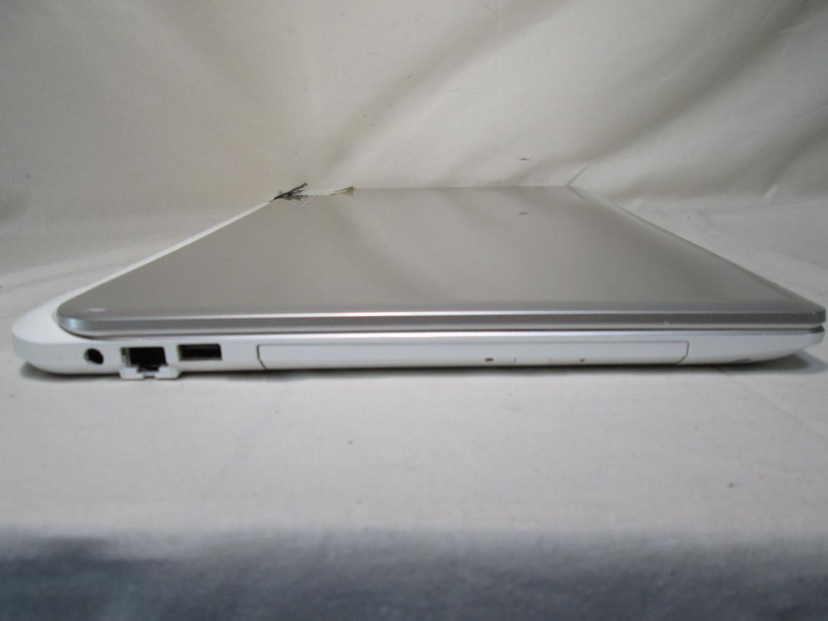東芝 dynabook T45/NGS PT45NGS-SHA3 Celeron 2957U 1.4GHz 4GB 1TB 15.6インチ DVD作成 Win10 64bit Office USB3.0 Wi-Fi HDMI [79039]_画像7