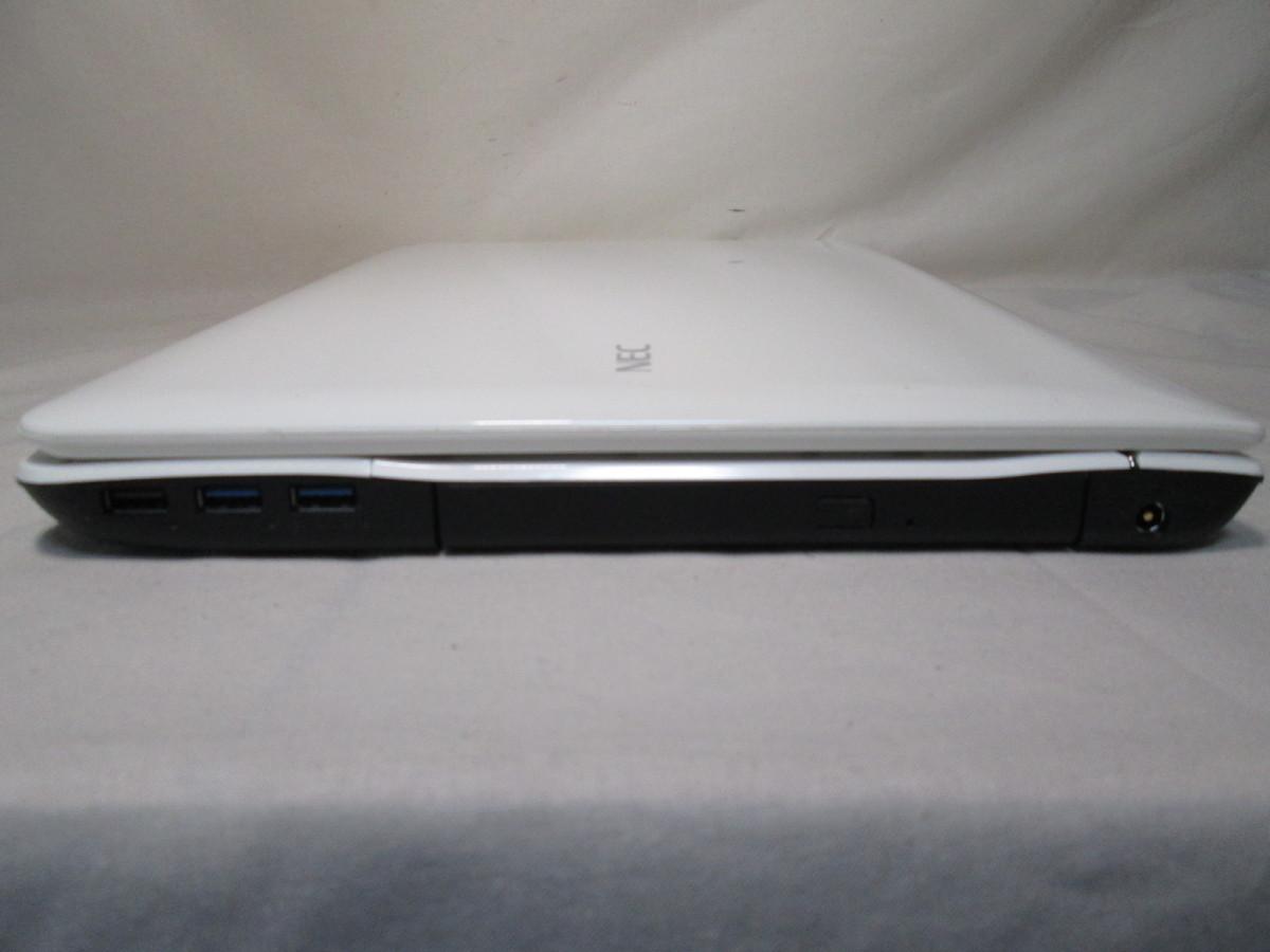 NEC LaVie LS550/LS6W Core i5 3230M 2.6GHz 4GB 240GB 爆速SSD(新品) 15.6型 ブルーレイ Win10 64bit Office USB3.0 Wi-Fi [79089]_画像5