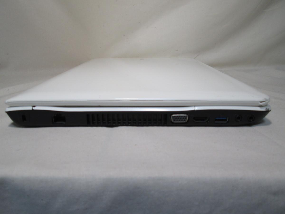 NEC LaVie LS550/LS6W Core i5 3230M 2.6GHz 4GB 240GB 爆速SSD(新品) 15.6型 ブルーレイ Win10 64bit Office USB3.0 Wi-Fi [79089]_画像7