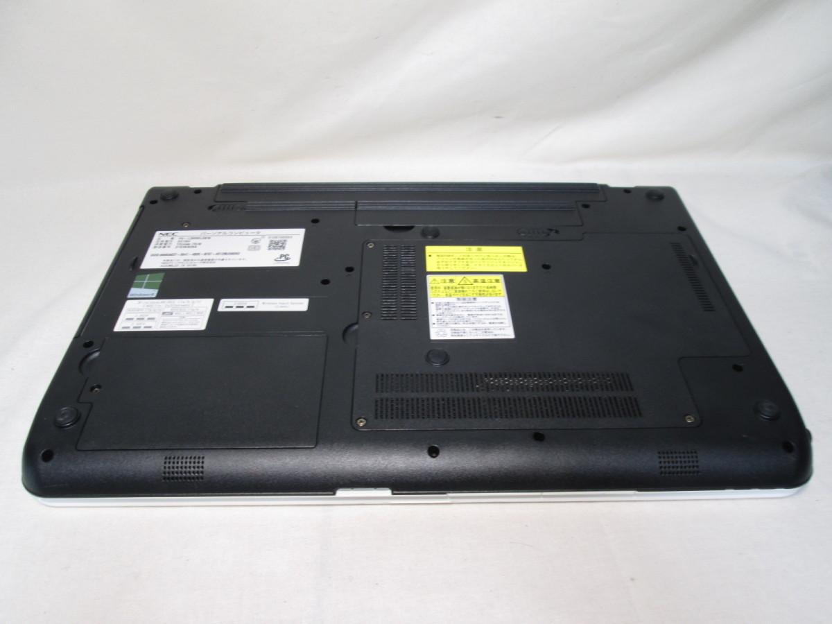 NEC LaVie LS550/LS6W Core i5 3230M 2.6GHz 4GB 240GB 爆速SSD(新品) 15.6型 ブルーレイ Win10 64bit Office USB3.0 Wi-Fi [79089]_画像8