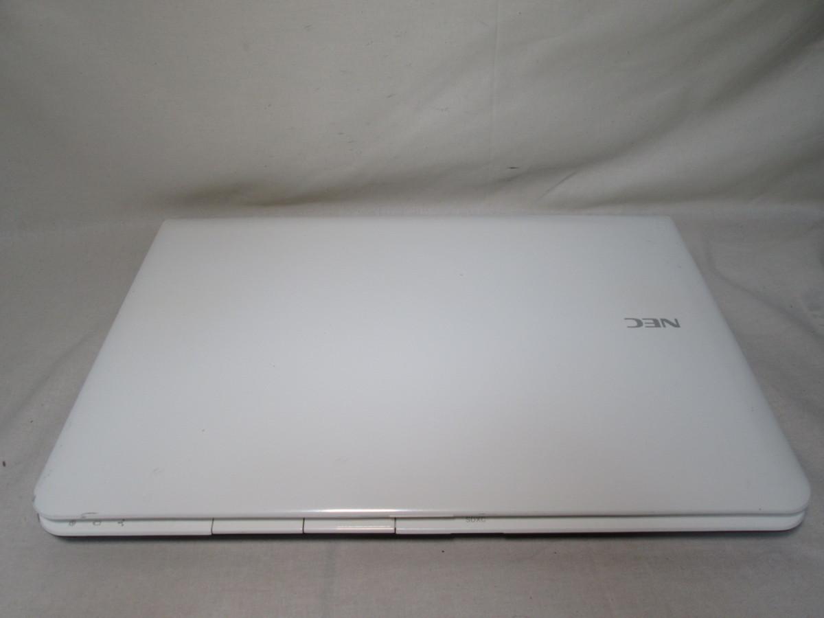 NEC LaVie LS550/LS6W Core i5 3230M 2.6GHz 4GB 240GB 爆速SSD(新品) 15.6型 ブルーレイ Win10 64bit Office USB3.0 Wi-Fi [79089]_画像3