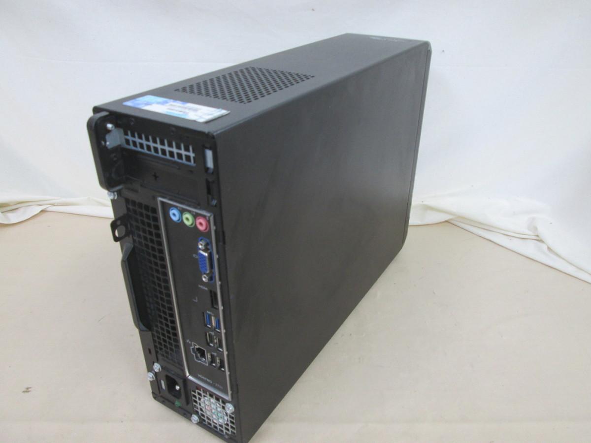 DELL Vostro 270s Core i3 3240 3.4GHz 4GB 500GB DVD作成 Win10 64bit Office USB3.0 Wi-Fi HDMI [79114]_画像2