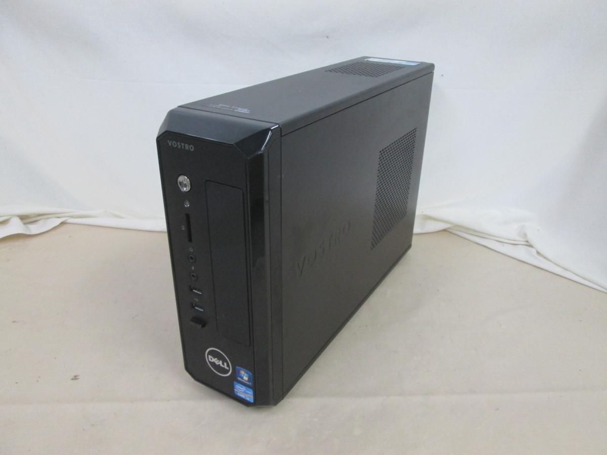 DELL Vostro 270s Core i3 3240 3.4GHz 4GB 500GB DVD作成 Win10 64bit Office USB3.0 Wi-Fi HDMI [79114]_画像1