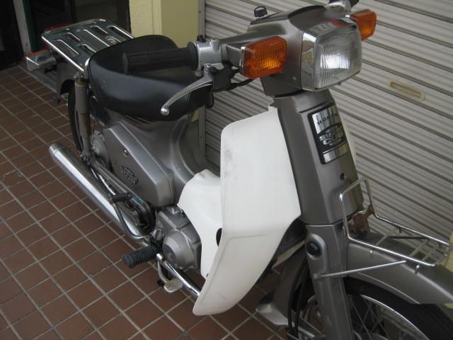 「スーパーカブ カスタム 実働 仙台発 C50 ホンダ」の画像2
