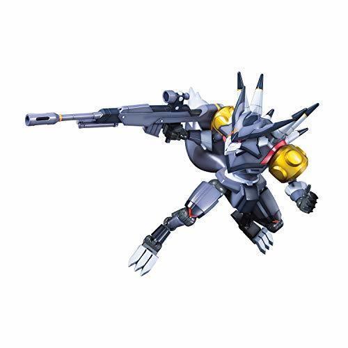 LBX ダンボール戦機 ハンター 1/1スケール 色分け済みプラモデル_画像6