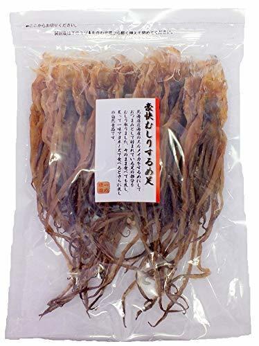 【即配対応】 : 無添加 北海道産 するめ足 100g サイズS チャック付き袋 純国産_画像5