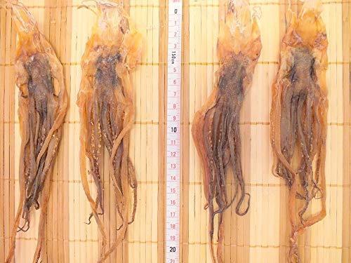 【即配対応】 : 無添加 北海道産 するめ足 100g サイズS チャック付き袋 純国産_画像4