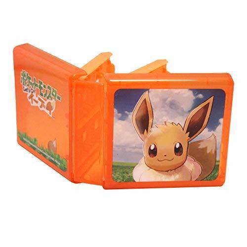イーブイ Nintendo Switch専用カードポケット24 ポケットモンスター Let's Go! イーブイ_画像2