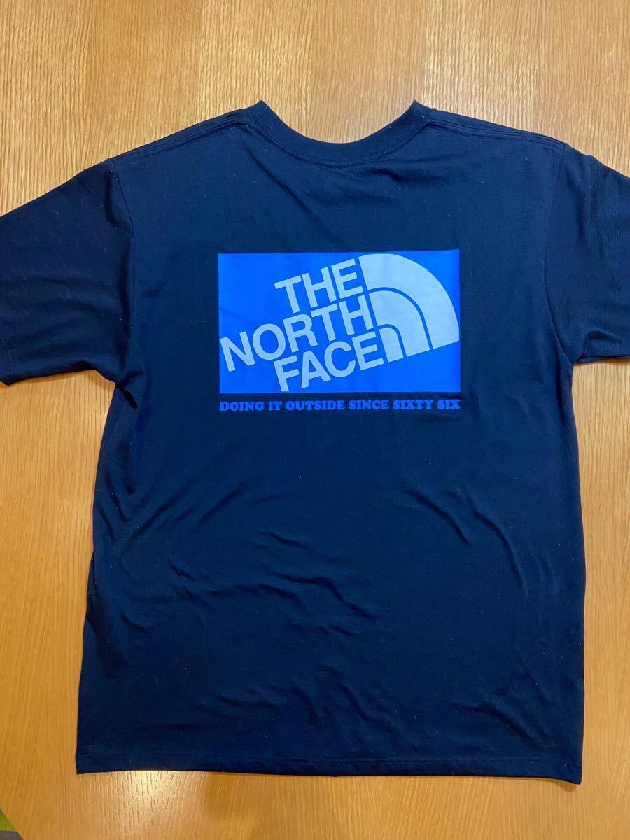 ★ 値下げTHE NORTH FACE  ザノースフェイス  ノースフェイスTシャツ 半袖Tシャツ Sサイズ  ロゴTシャツ