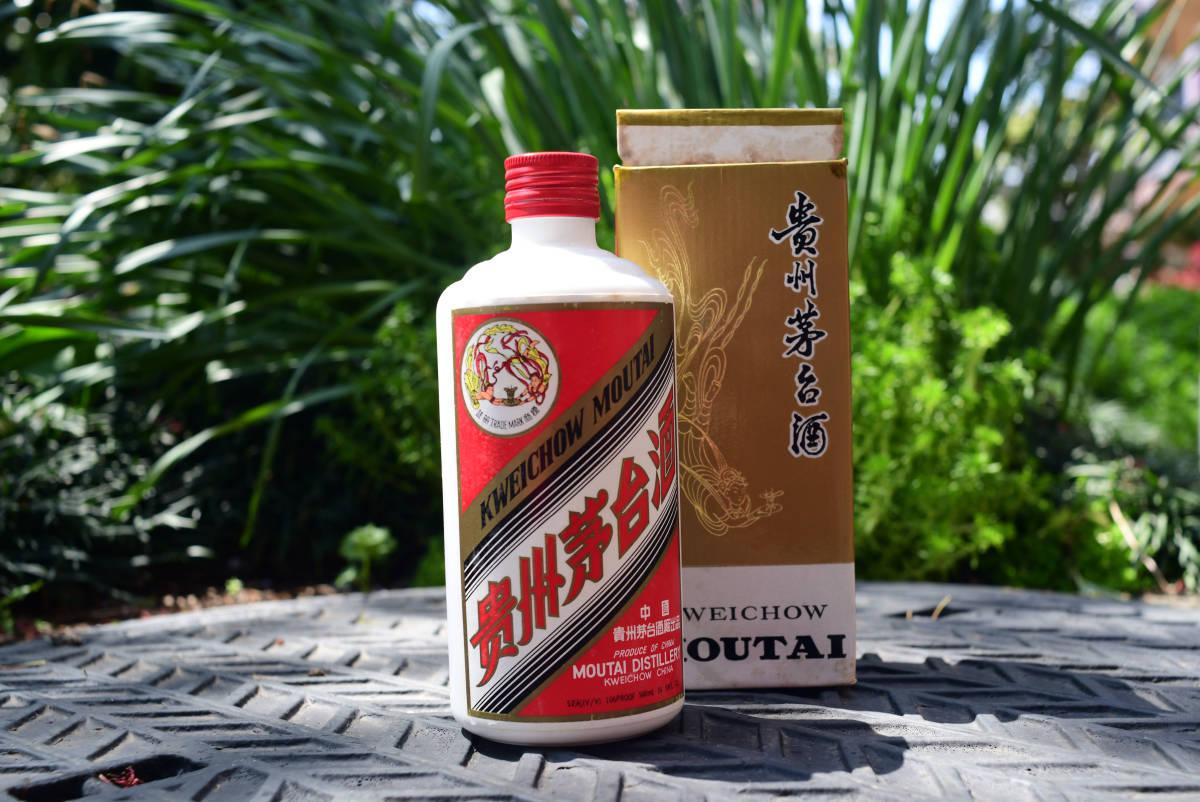 ◆古酒◆ 貴州茅台酒 マオタイ酒 天女ラベル 500ml 53% 1995年