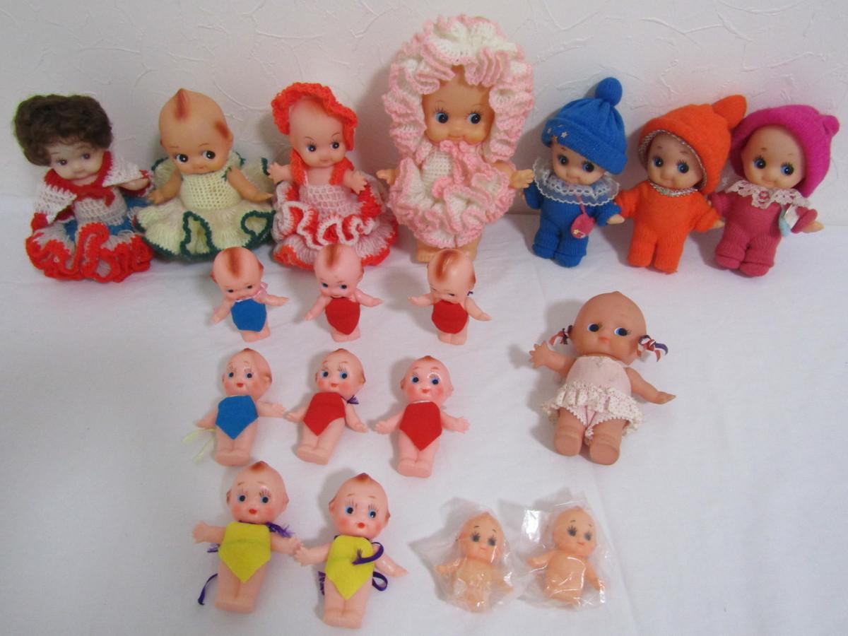 EM-10209-10 キューピー人形 まとめて 18点セット_画像1
