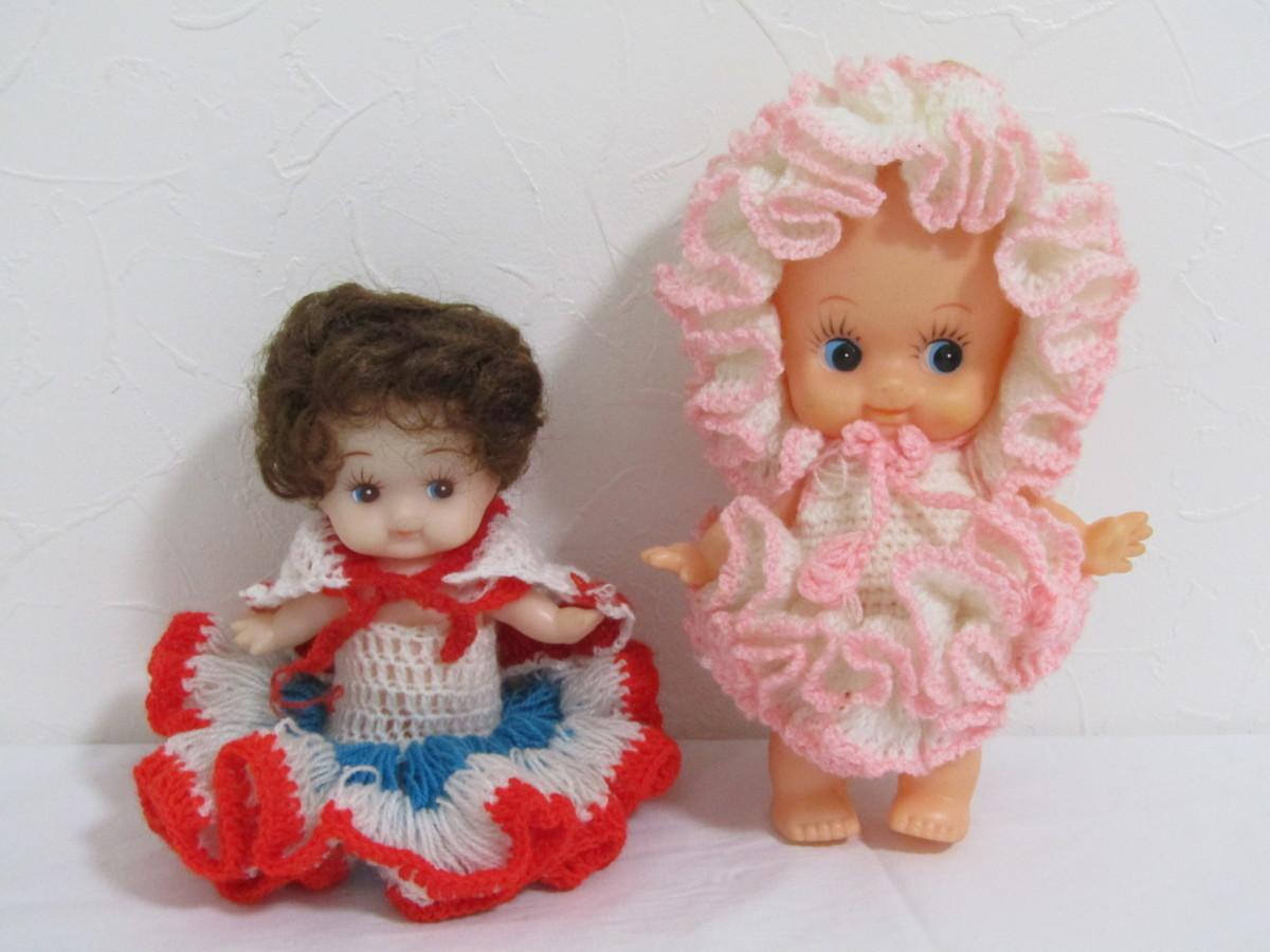 EM-10209-10 キューピー人形 まとめて 18点セット_画像2