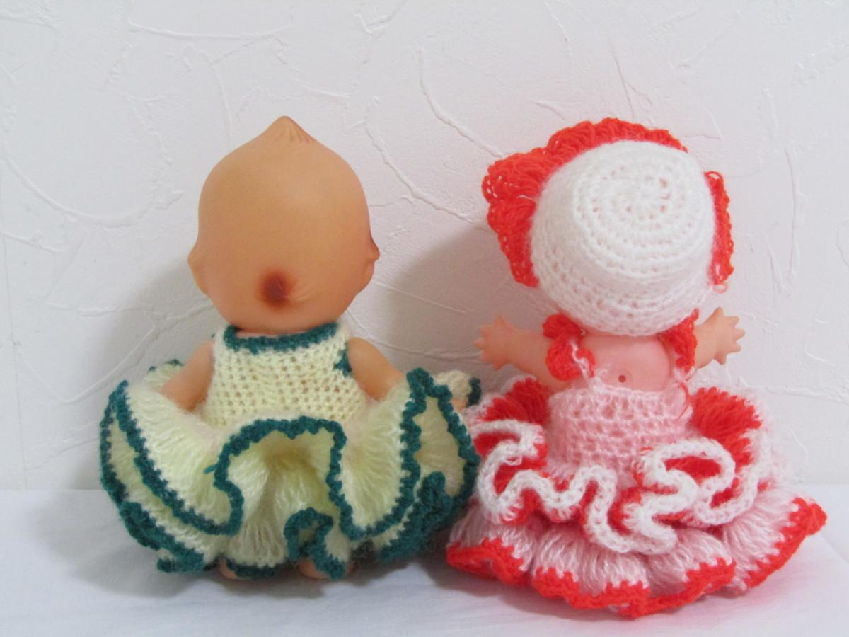 EM-10209-10 キューピー人形 まとめて 18点セット_画像5