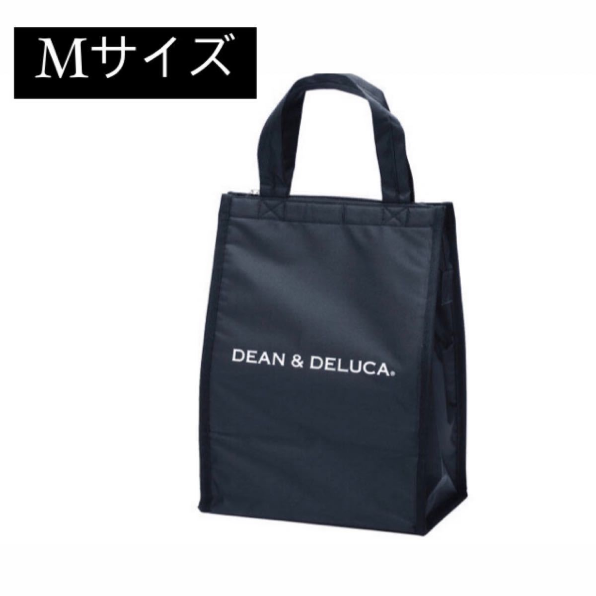 DEAN&DELUCA ディーン&デルーカ 保冷バッグ クーラーバッグ Mサイズ