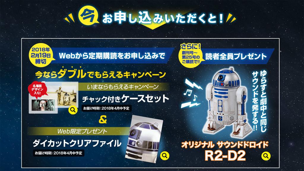 デアゴスティーニ 週刊 スター・ウォーズ R2-D2をつくる_画像3