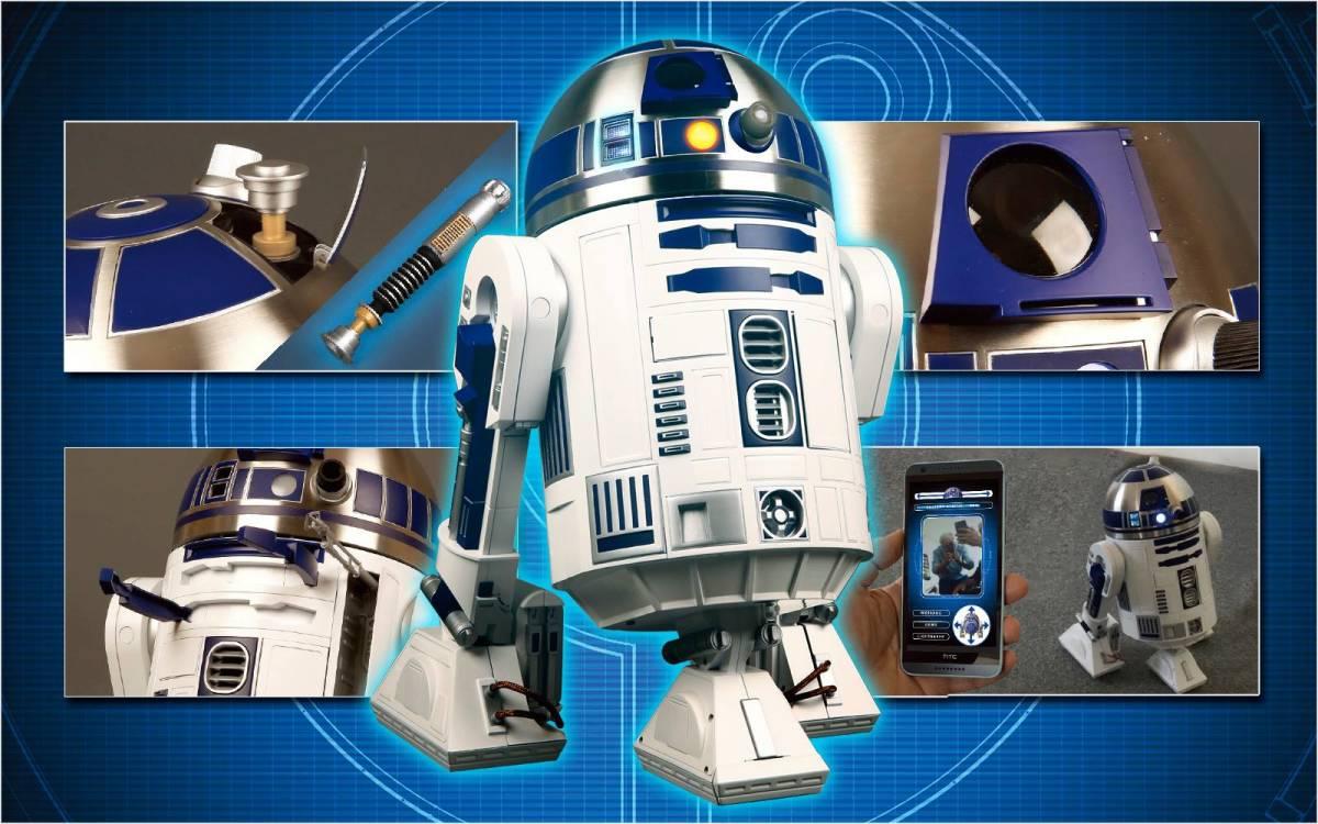 デアゴスティーニ 週刊 スター・ウォーズ R2-D2をつくる_画像6