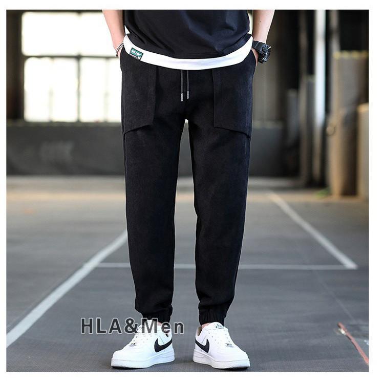 リブパンツ 無地 パンツ メンズ ジョガーパンツ スウェット リブパンツ 無地 パンツ メンズ ジョガーパンツ スウェットパンツ 九分丈 ボト