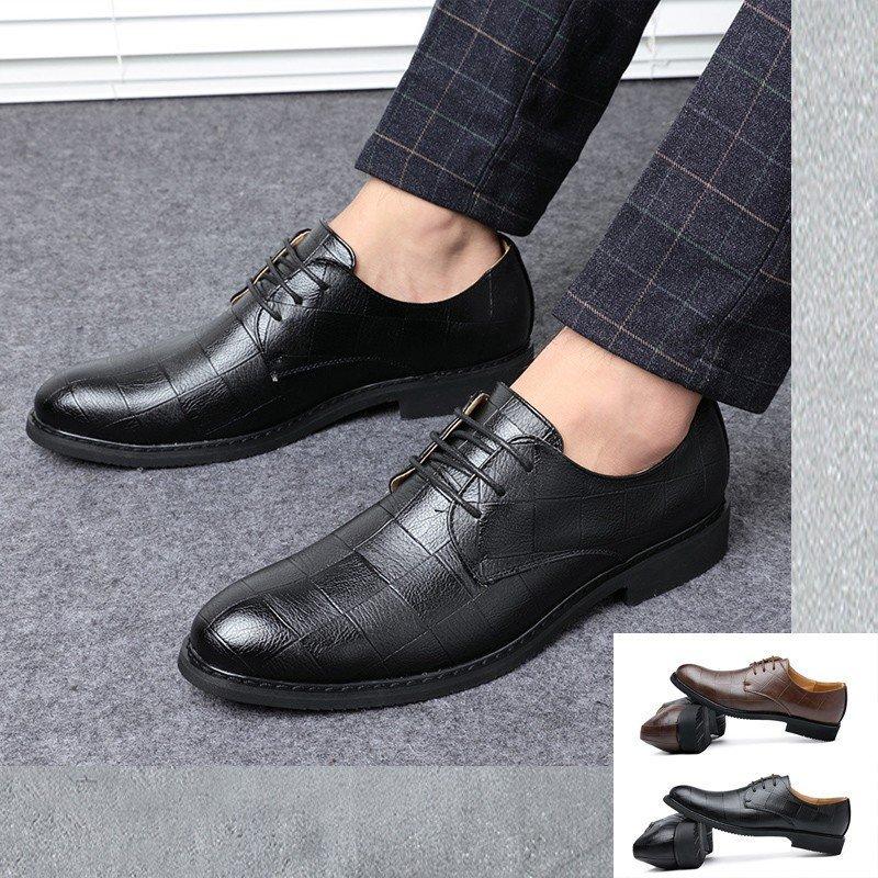 メンズ ファッション 紳士靴 紐 疲れない メンズシューズ ビジネスシューズ メンズ 紳士靴 紐 疲れない メンズシューズ フォーマルシュー