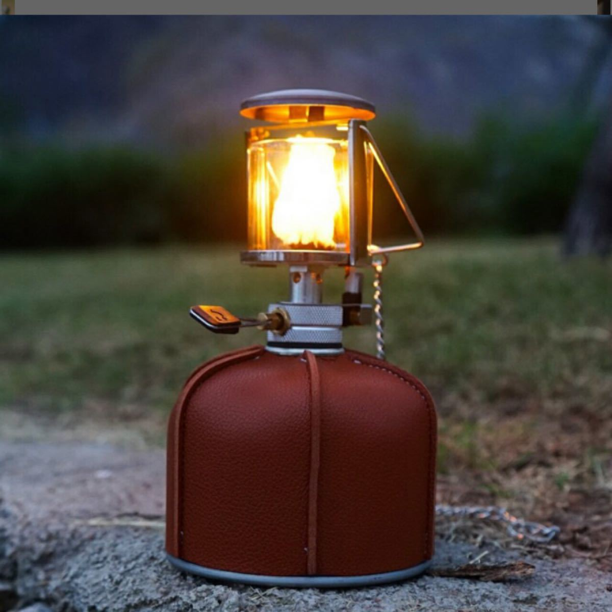OD缶 カバー ルミエール ランタン キャンプ アウトドア ガス缶カバー