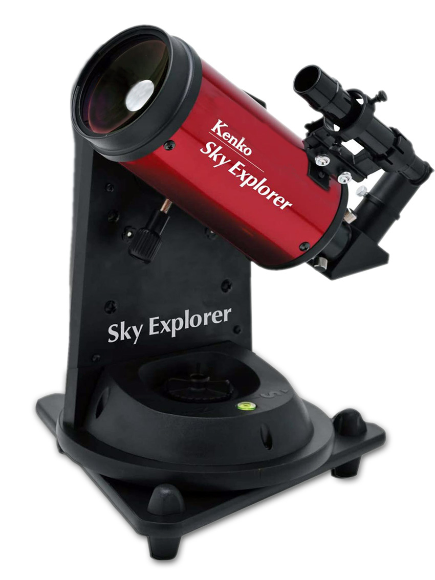 Kenko 天体望遠鏡 スカイエクスプローラー SE-AT90M 反射式 卓上型 自動追尾機能付(送料込み)