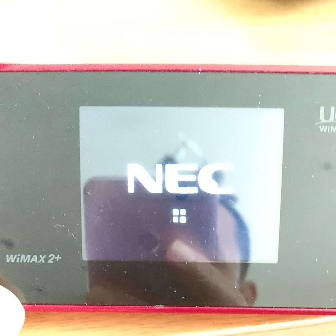 SPEED WiFi WiMAX NEXT WX05 現状渡し
