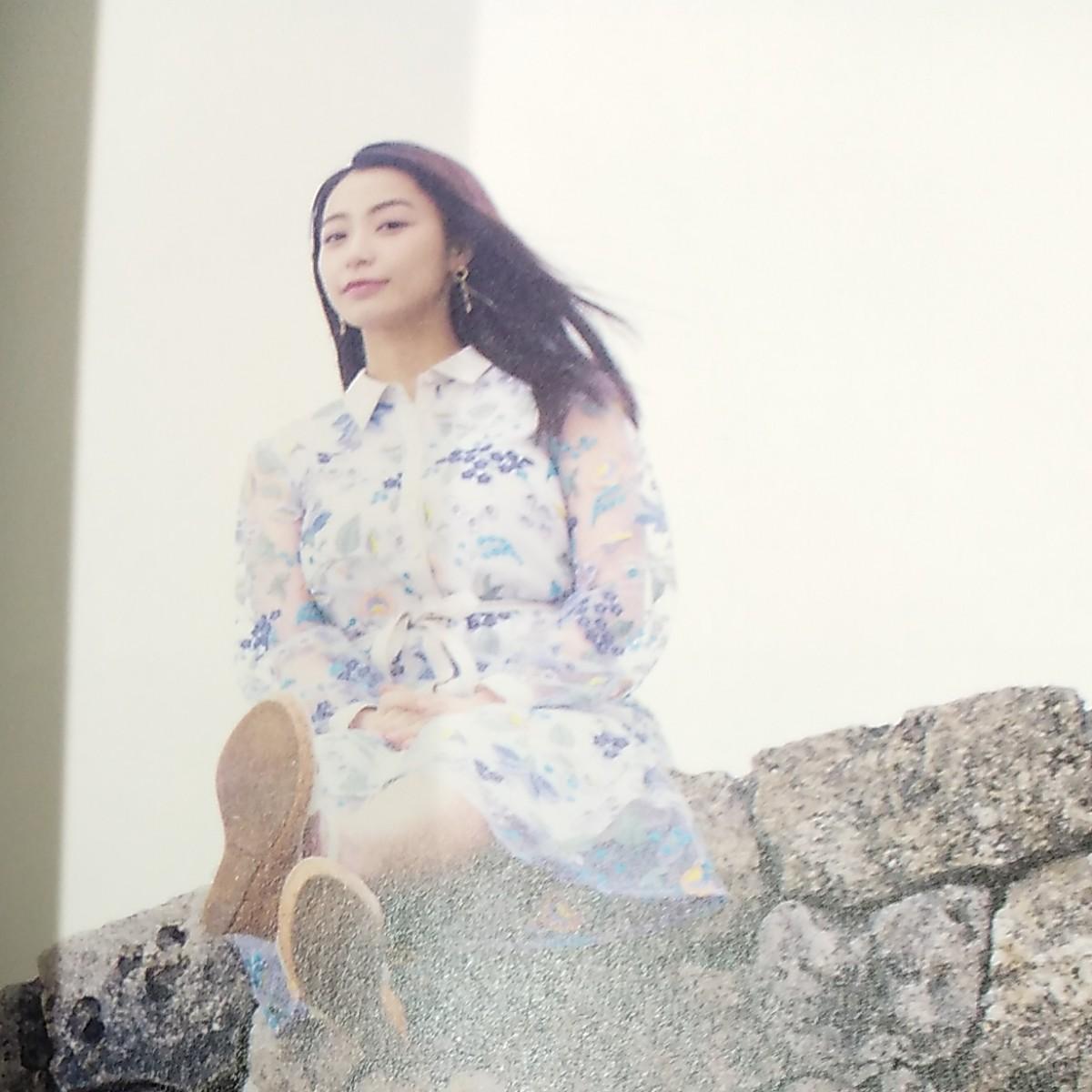 初版 帯付き 風をたべる 宇垣美里ファーストフォトエッセイ/宇垣美里