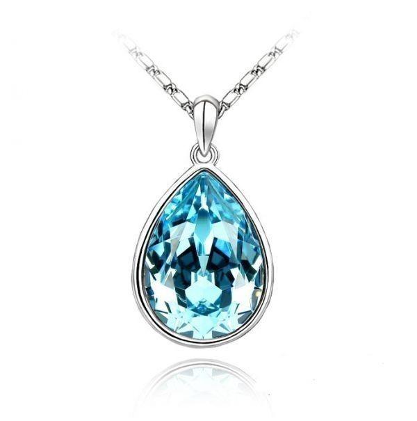 【最高級】【 永遠の輝き】 #超大粒 サファイアダイヤモンドペンダント#3ct##プラチナ仕上# 『希少 最高最上級カラー』_画像1