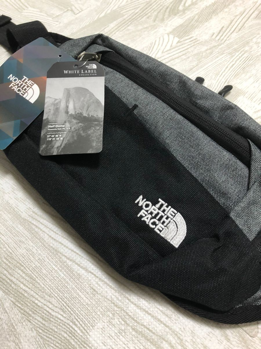 THE NORTH FACE】ウエストポーチ ボディバッグ 韓国限定モデル
