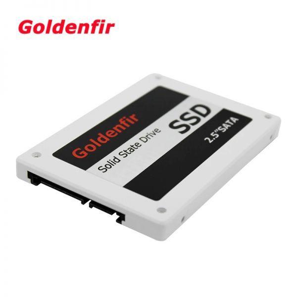 SSD Goldenfir 256GB SATA3 / 6.0Gbps 新品 2.5インチ 高速 NAND TLC 内蔵 デスクトップPC ノートパソコン_画像3
